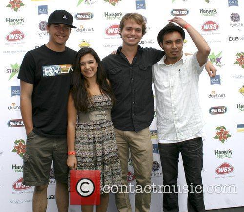 Kory Bennion, Yasmeen Yamak, Joe Salling and Patrick...