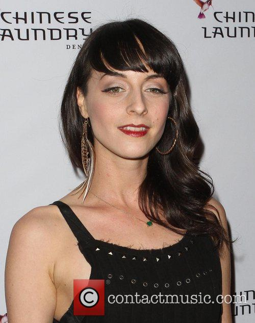 Lindsay Ames Chinese Laundry Fashion Denim Launch Party...