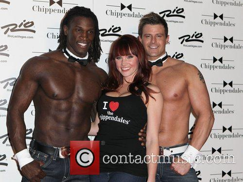 Chippendales celebrate 10th Anniversary at The Rio All-Suite...