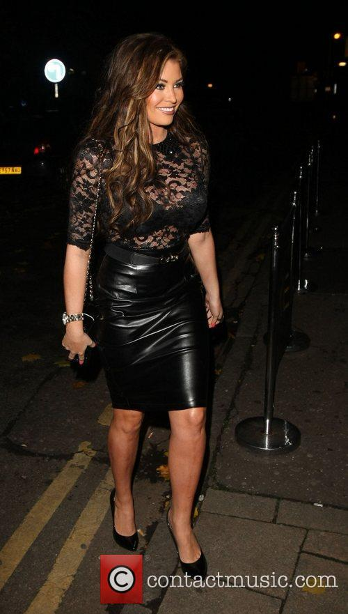 Jessica Wright The launch of Chloe Sims book...