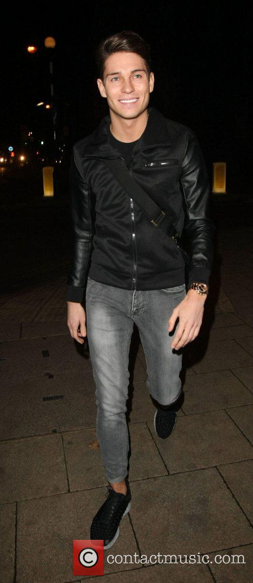 Joey Essex The launch of Chloe Sims book...