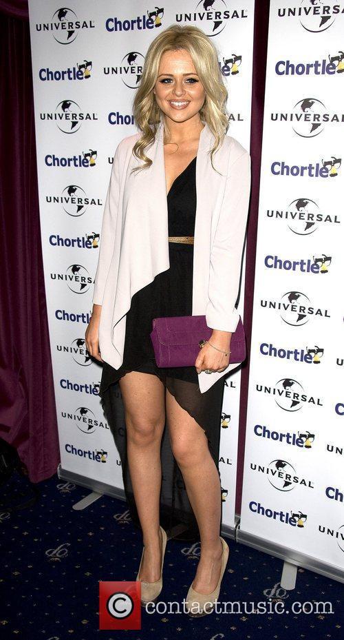 Emily Atack and Cafe De Paris 4