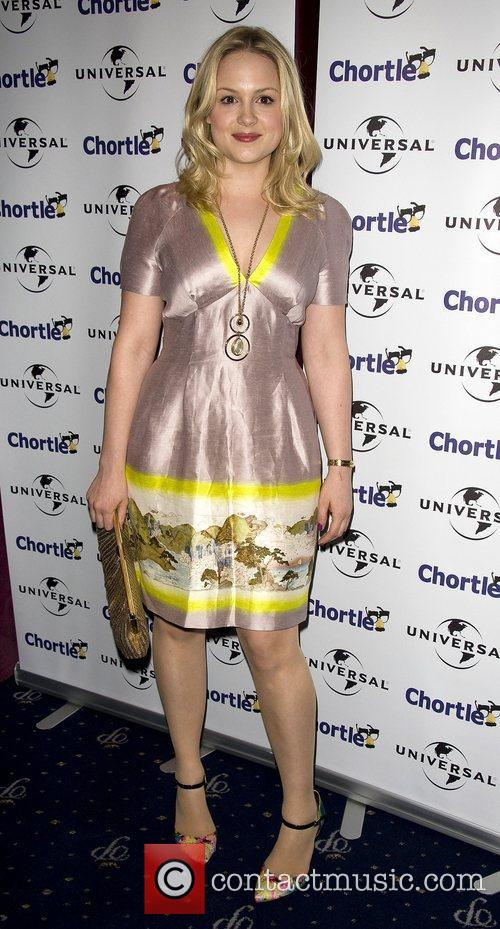 Kimberley Nixon and Cafe De Paris 5