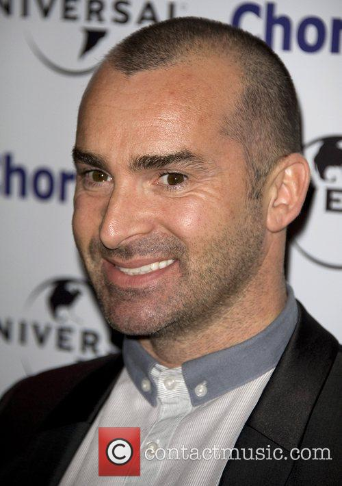 louie spence the 2012 chortle awards at 5812884
