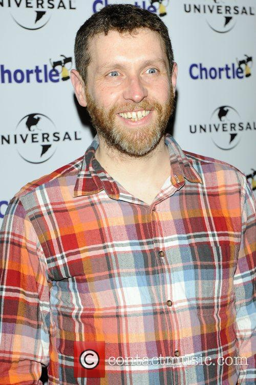 Dave Gorman  The 2012 Chortle Awards at...