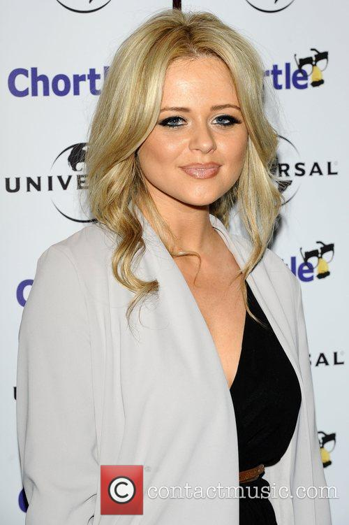Emily Atack and Cafe De Paris 3