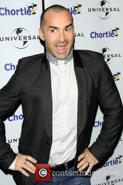 Louie Spence  The 2012 Chortle Awards at...