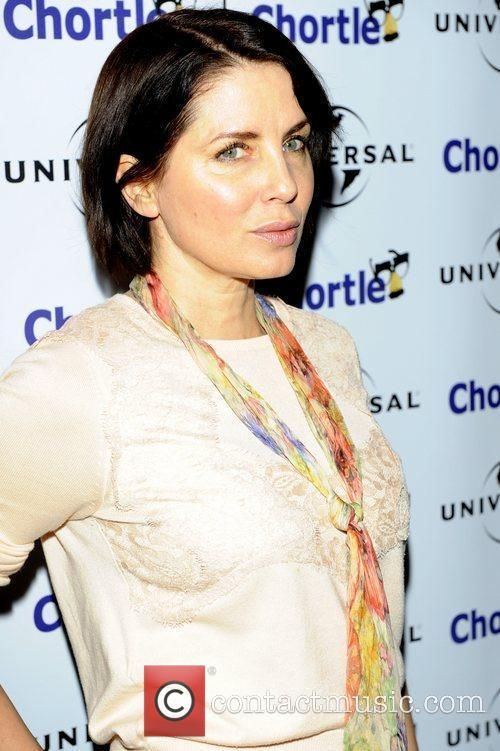 sadie frost the 2012 chortle awards at 3791574
