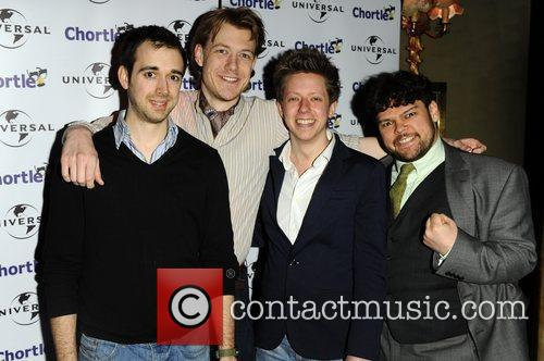 The Beta Males  The 2012 Chortle Awards...
