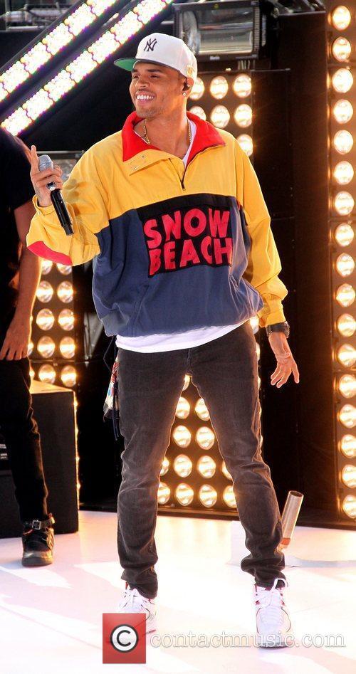 Chris Brown 23