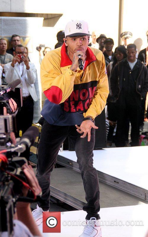 Chris Brown 25