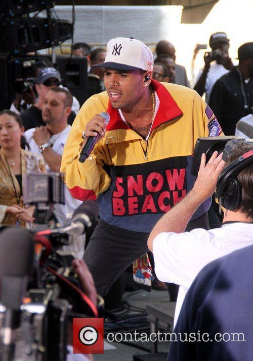 Chris Brown 27