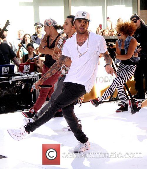 Chris Brown 35