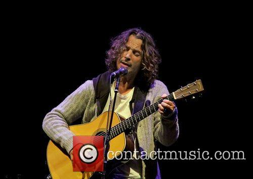Chris Cornell performing at Manchester Lowry  Manchester,...