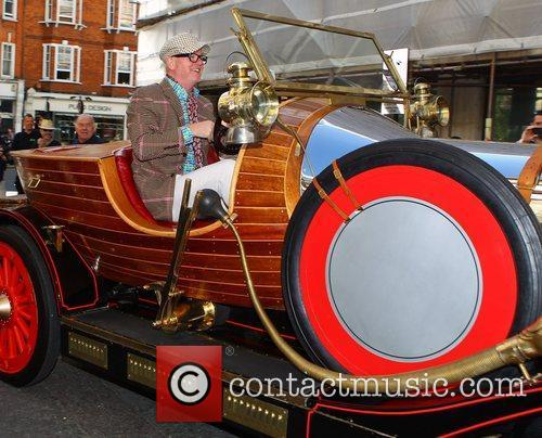 Chris Evans and Chitty Chitty Bang Bang 1