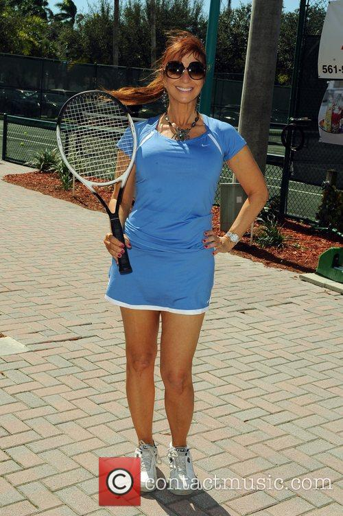 Jill Zarin  participates in the Chris Evert...