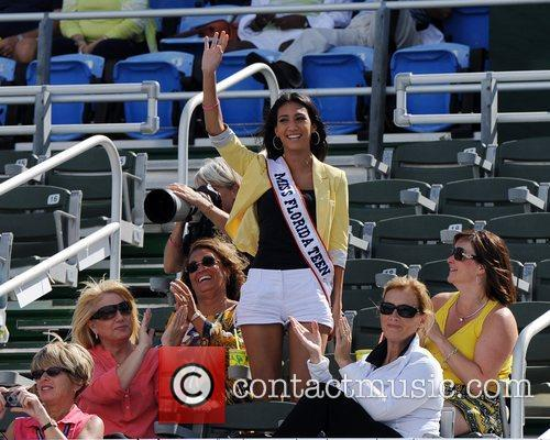Miss Florida Teen 2012  participates in the...