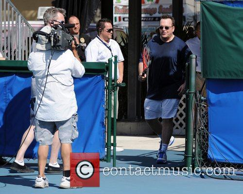 tom arnold participates in the chris evert 4148037