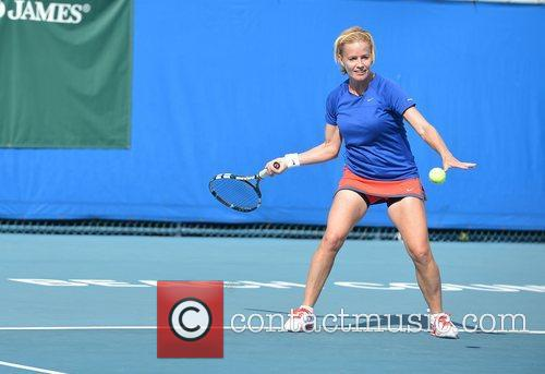 Elisabeth Shue, Chris Evert, Raymond James Pro- Celebrity, Tennis Classic, Delray Tennis Center and Delray Beach 5