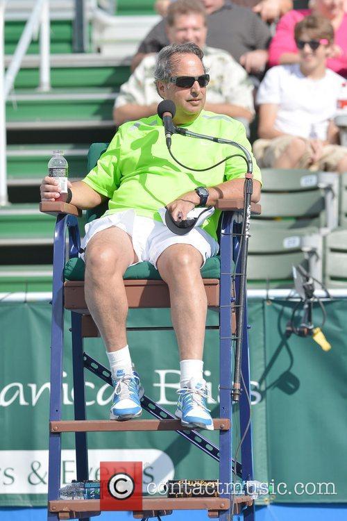 Jon Lovitz, Chris Evert, Raymond James Pro- Celebrity, Tennis Classic, Delray Tennis Center and Delray Beach 6
