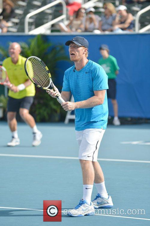 Kevin McKidd  participates in the Chris Evert...