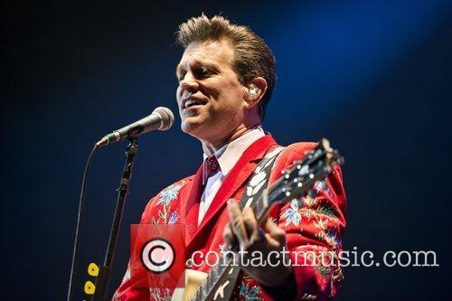 Chris Isaak, Apollo Hammersmith, London and England 7