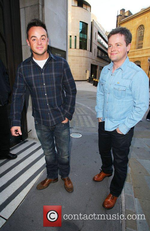 Ant And Dec, Ant Mcpartlin and Declan Donnelly 3
