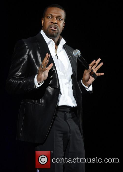 Chris Tucker, Hammersmith Apollo, London and England 4