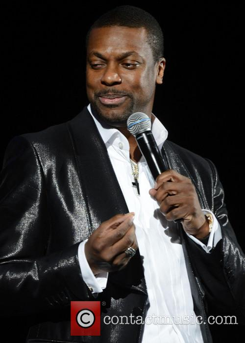 Chris Tucker, Hammersmith Apollo, London and England 11