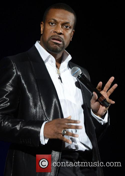 chris tucker performs at hammersmith apollo london 20007567
