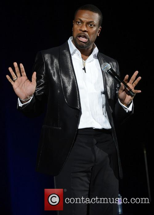 Chris Tucker, Hammersmith Apollo, London and England 10