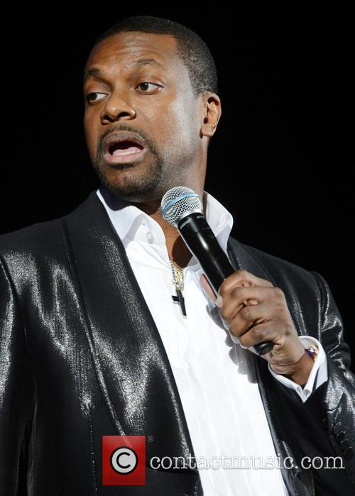 Chris Tucker, Hammersmith Apollo, London, England