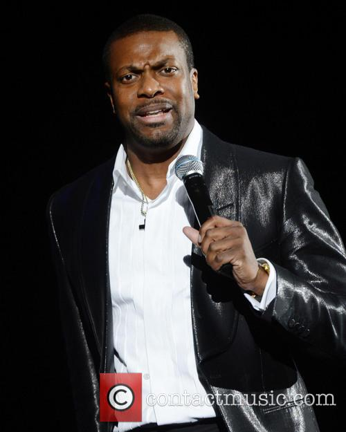 Chris Tucker, Hammersmith Apollo, London and England 8