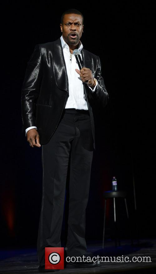 Chris Tucker, Hammersmith Apollo, London and England 9