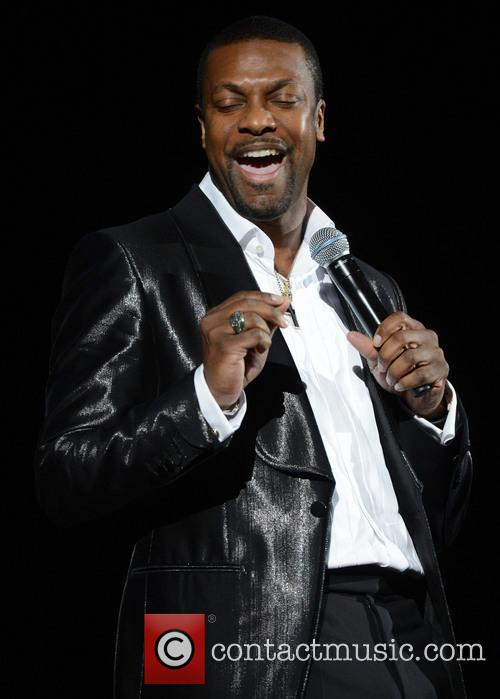 Chris Tucker, Hammersmith Apollo, London and England 7