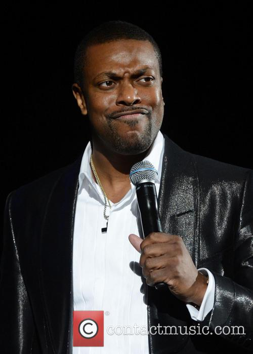 Chris Tucker, Hammersmith Apollo, London and England 6