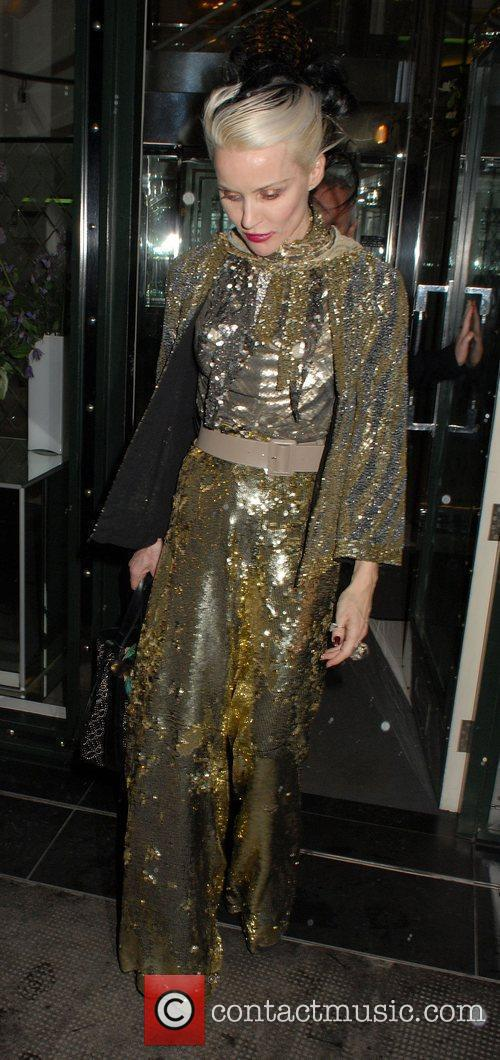 daphne guinness at the christian louboutin after 3855154