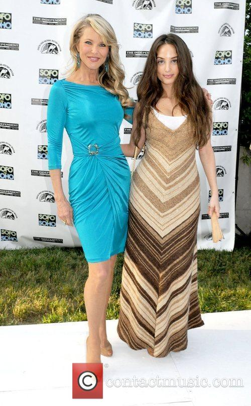 Christie Brinkley and Alexa Ray Joel 3