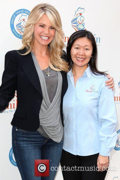 Christie Brinkley and Priscilla Ma 5