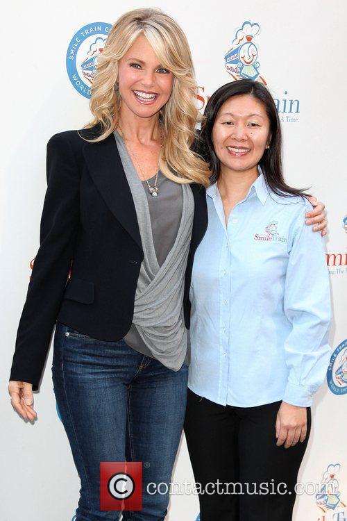 Christie Brinkley and Priscilla Ma 3