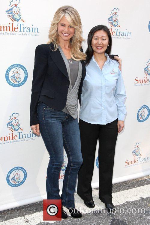 Christie Brinkley and Priscilla Ma 4