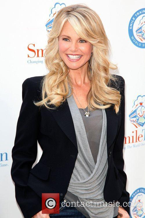 Christie Brinkley Smile Train, along with Famiglia Pizza...