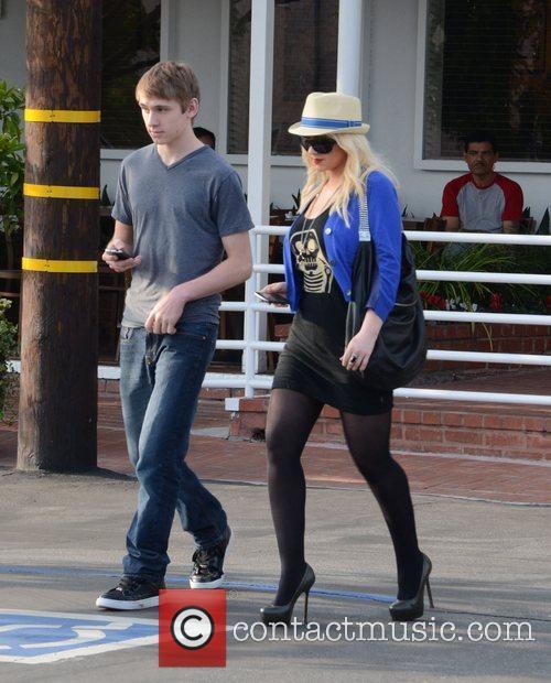 Christina Aguilera 5