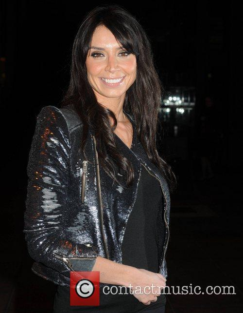 Dancing On Ice, Christine Bleakley and Rte Studios 4