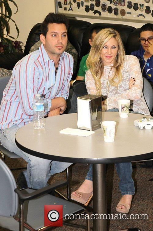 Ryan Cleary and Jennifer Woods,  at the...