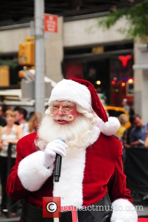 Santa Claus  The 2012 Radio City Christmas...