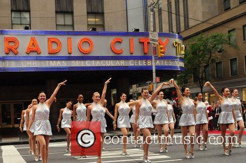 The Rockettes and Radio City Music Hall 2