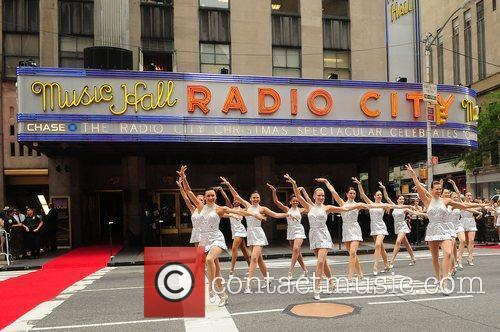 The Rockettes and Radio City Music Hall 3
