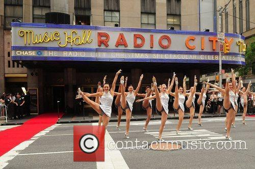 The Rockettes and Radio City Music Hall 4