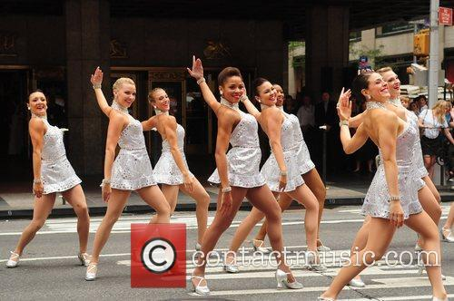 The Rockettes and Radio City Music Hall 6
